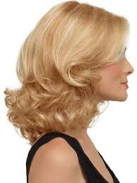 amazon com women silky curly wigs natural look for