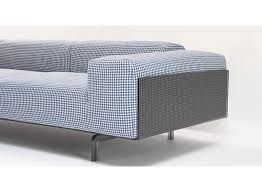 kartell sofa new kartell houndstooth largo sofa piero lissoni for kartell
