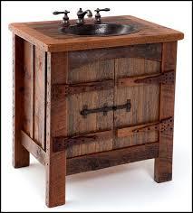 Rustic Bathroom Vanities For Sale - a fair view of rustic bathroom vanities for sale home depot jkaizer