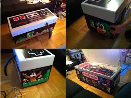 Nintendo Controller Coffee Table Super Sized For A Super Console Part One The Giant Nes