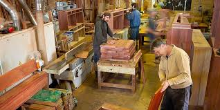 Our Local WA Timber Furniture Factory Locally Sourced Recycled - Factory furniture
