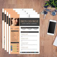 have you noticed this custom resume design https www etsy com