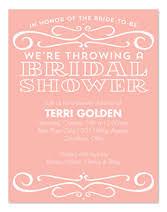 bridal shower invite wording plumegiant com