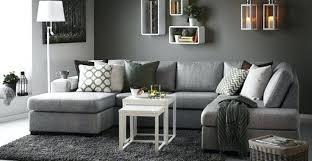 Fabric Corner Recliner Sofa Recliner Reclining Sofa Set Grey Bonded Leather Match Fabric