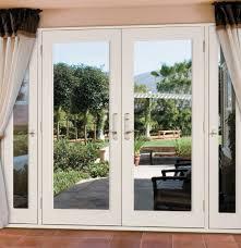 Pet Doors For Patio Doors Brilliant Sliding Glass French Doors Glass Masters New Sliding