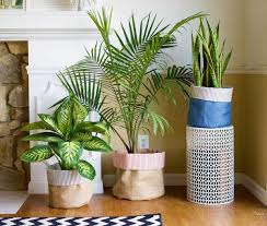 Planter Pots by Diy Fabric Planters How To Decorate Flower Pots Fiskars