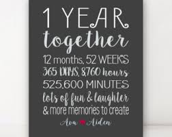 1 year anniversary gifts for husband 2 year anniversary gifts for boyfriend gift for him