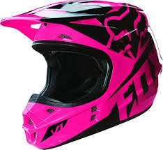 afx motocross helmet fox racing v1 race womens dirt bike off road motocross helmets
