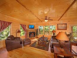 Gatlinburg Cabins 10 Bedrooms 5 Bedroom Gatlinburg Cabin Rental With Home Theater Room Pittman