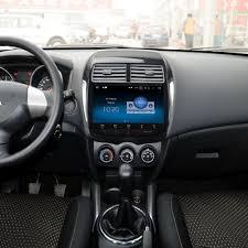 mitsubishi asx 2010 radio android 7 1 gps navi for mitsubishi asx rvr 2010 outlander