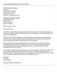 housekeeping cover letter 28 images housekeeping cover letter