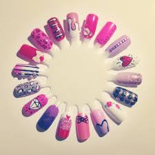 valentines nail wheel beauty nails pinterest nail art
