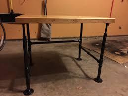 Diy Adjustable Desk Adjustable Height Desk Diy Decorations Ideas Inspiring Lovely And