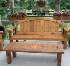 outdoor furniture benches foter