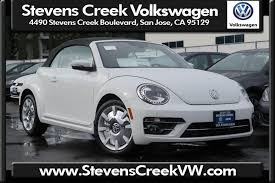 new volkswagen beetle new volkswagen beetle convertible in san jose stevens creek