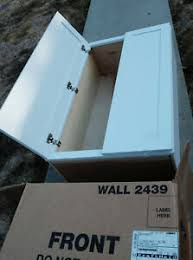 kraftmaid dove white kitchen cabinets details about kraftmaid kitchen wall cabinet dove white maple 39 h x 24 w x 13 d w2439butt