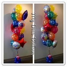 balloon arrangements balloon bouquetes