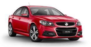 commodore sv6 lightning special edition here in march