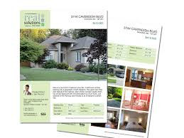Estate Feature Sheet Template Feature Sheet One Sheets Brochures And Other Realtor Marketing