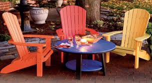 country view lawn furniture with poly lumber plan 3 sooprosports com