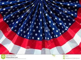 american flag decoration stock image image 8639571