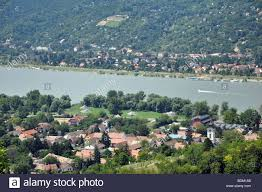 eastern europe hungary visegrad a small castle town in pest