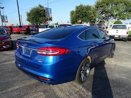 lexus valet texas rangers new 2017 ford fusion sport 4dr car in san antonio 149209