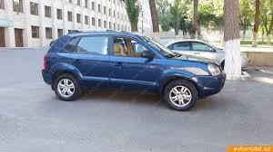hyundai tucson second hyundai tucson second 2006 6000 gasoline transmission
