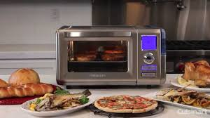 Toaster Oven Convection Oven Cuisinart Combo Steam Convection Oven Cs0 300 Commercial Video