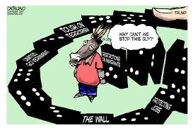 domino today u0027s cartoons trump u0027s domino effect u2013 orange county register