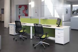 2 person workstation desk sale modern modular office workstation 2 person office desk