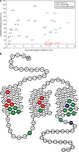 identification of important regions for ethylene binding and