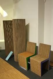 karton design smow compact budapest design week special cardboard room