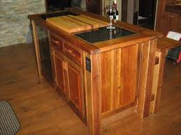 pine kitchen furniture crafted kitchen island reclaimed oak barn wood and