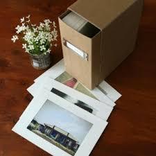 4x6 Photo Box Mochithings Photo Albums