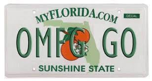 Banned Vanity Plates Banned Vanity License Plates Deemed Too For Florida