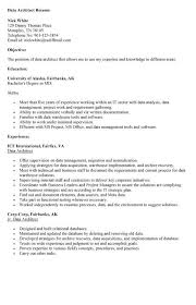 enterprise data management resume master data management lead