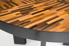 Sustainable Dining Table Butcher Block Table Lv Condo