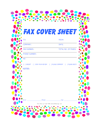 free fax sheet templates free fax cover sheet template this site provides