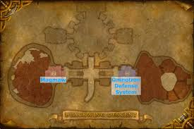 World Of Warcraft Map Blackwing Descent Raid Guides For World Of Warcraft Strategies