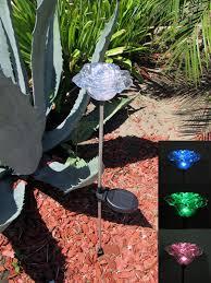 Solar Stake Garden Lights - 15 best color changing solar lights images on pinterest solar