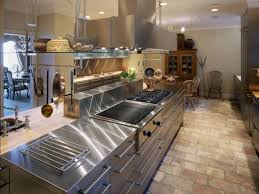 stainless steel kitchen island with seating homed granite countertops stainless steel kitchen backsplash