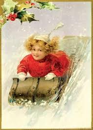 1394 best vintage christmas cards images on pinterest vintage