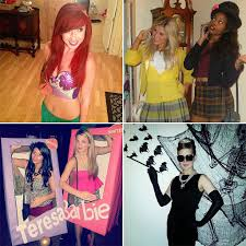 Diy Halloween Costume Pinterest by Images Of At Home Last Minute Halloween Costumes Ideas To Make