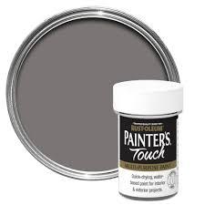 silver gloss paint diy