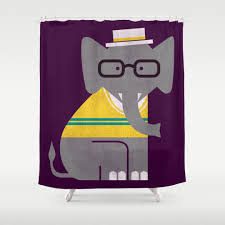 geeky shower curtains society6