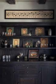 Decorating Ideas With Antiques Elegant Interior Decorating With Antique Portraits And Decor In