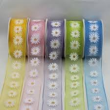 organza ribbon wholesale wholesale easter ribbon striped ribbons wired edge ribbon