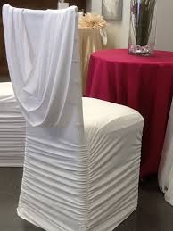 ivory spandex chair covers for a formal look choose these chair covers