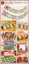 27 best barnyard birthday images on pinterest birthday party